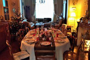 Mon repas de Noël 2017