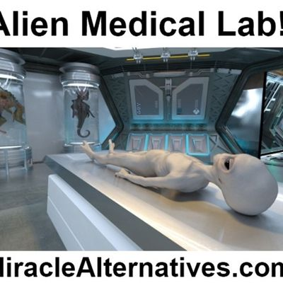 Aliens Share Medical Modern technology With Medical Physicians!