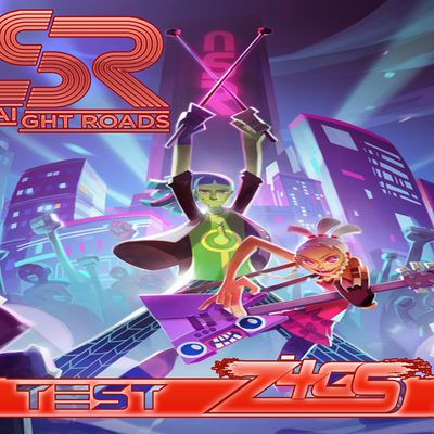 TEST :NSR No Straight Roads :  we well we will rock you man