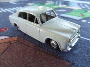 Peugeot 403 (Modèle 1957)