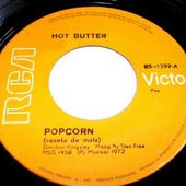 Hot Butter - Pop Corn (1972)