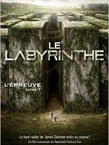 Le labyrinthe - Tome 1 - L'épreuve de James Dashner ♪ 7 Days to the wolfes ♪