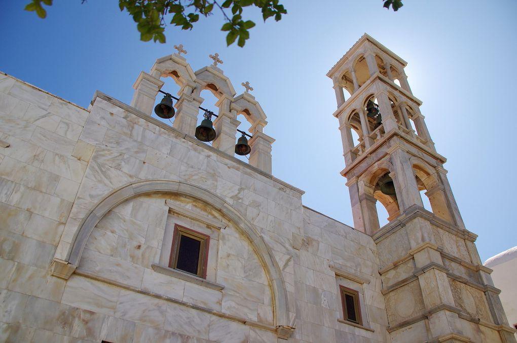 Les Eglises et Chapelles de Mykonos