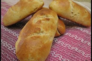 Les pains au lait de Charmela