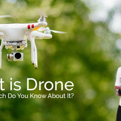 Drone: Everything you need to Know about It