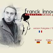 Franck Innocent - artiste peintre en Normandie