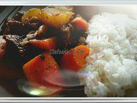 Rôti de Porc au Jambon façon Asiatique