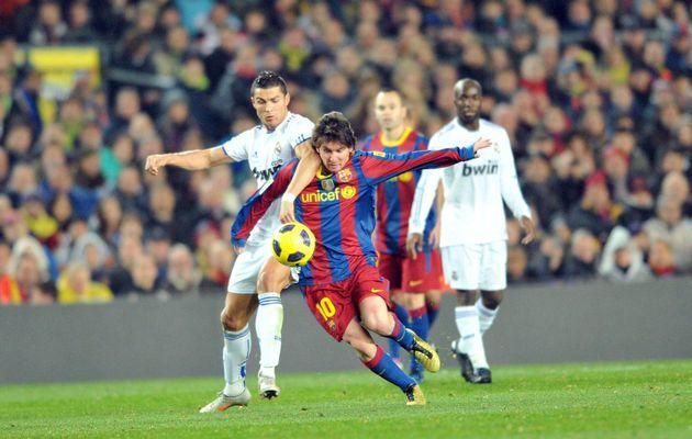 Ligue des Champions: Real Madrid-Barcelone le 27 avril à 20h35 sur TF1