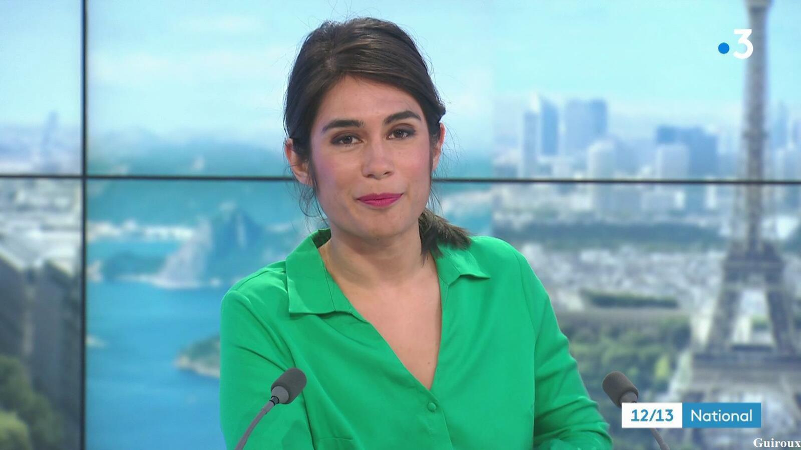 Émilie Tran Nguyen 09/07/2021 JT 12/13