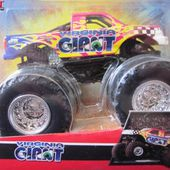 VIRGINIA GIANT BIG FOOT HOT WHEELS 1/64 SERIE MONSTER JAM - car-collector.net