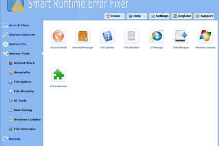 Fixing Runtime Errors