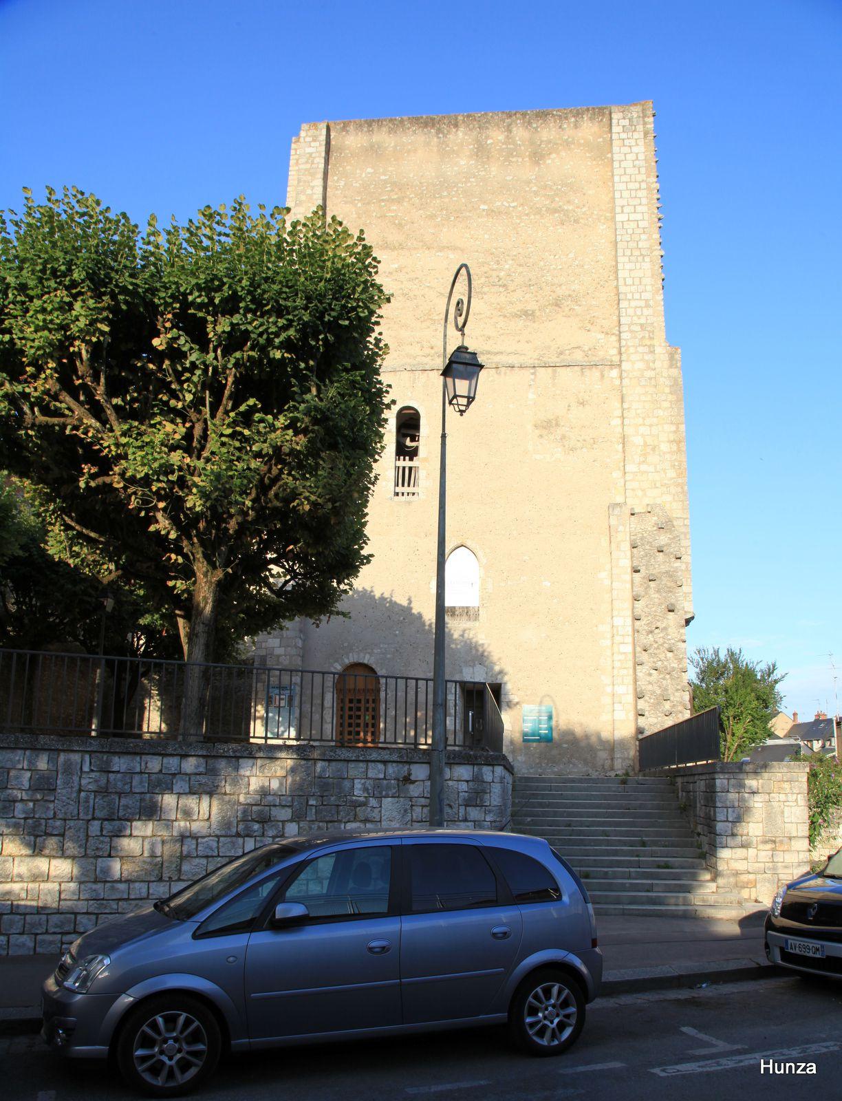 Blois, la Tour Beauvoir