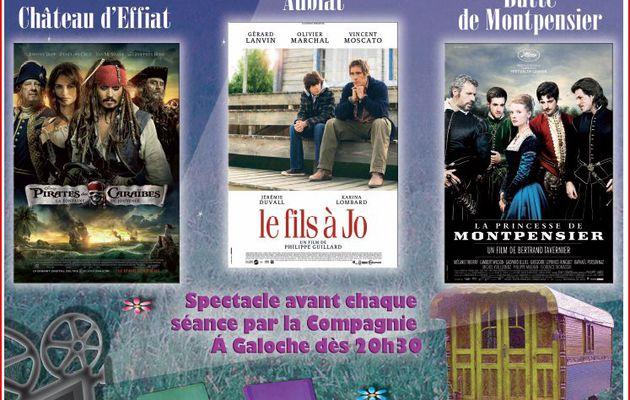 Cinestival 2011 - les affiches