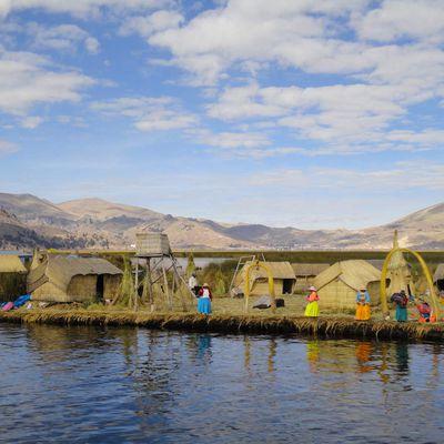 Lac titicaca (15 et 16 juin 2012)