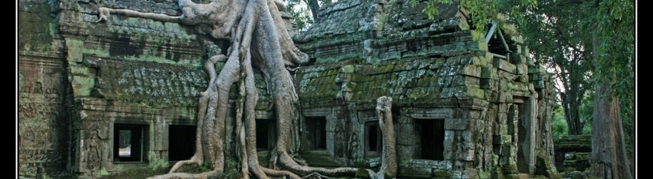 Cambodge : temples Khmers, diaporama PPS