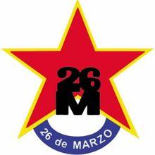 Uruguay, declaracion por CUBA, del Movimiento 26 de Marzo.