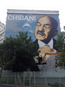 Malakoff: hommage aux chibanis