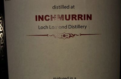 Inchmurrin 1996 - Malts of Scotland