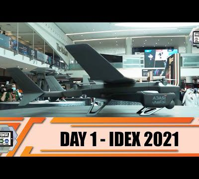 Emirats Arabes Unis : le salon IDEX 2021