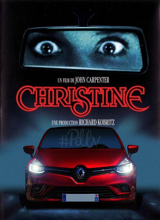 Et si on remplaçait les voitures des affiches de film par des Clio 4 ?