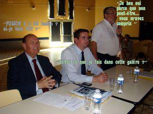 """Rappelons-nous c'était en juin  2009 salle Plissonneau...quelques semaines après ...le maire de Château d'Olonne et sa majorité votaient une délibération qui refusait aux castelolonnais le droit de participer au """"référendum"""" sur la fusion"""
