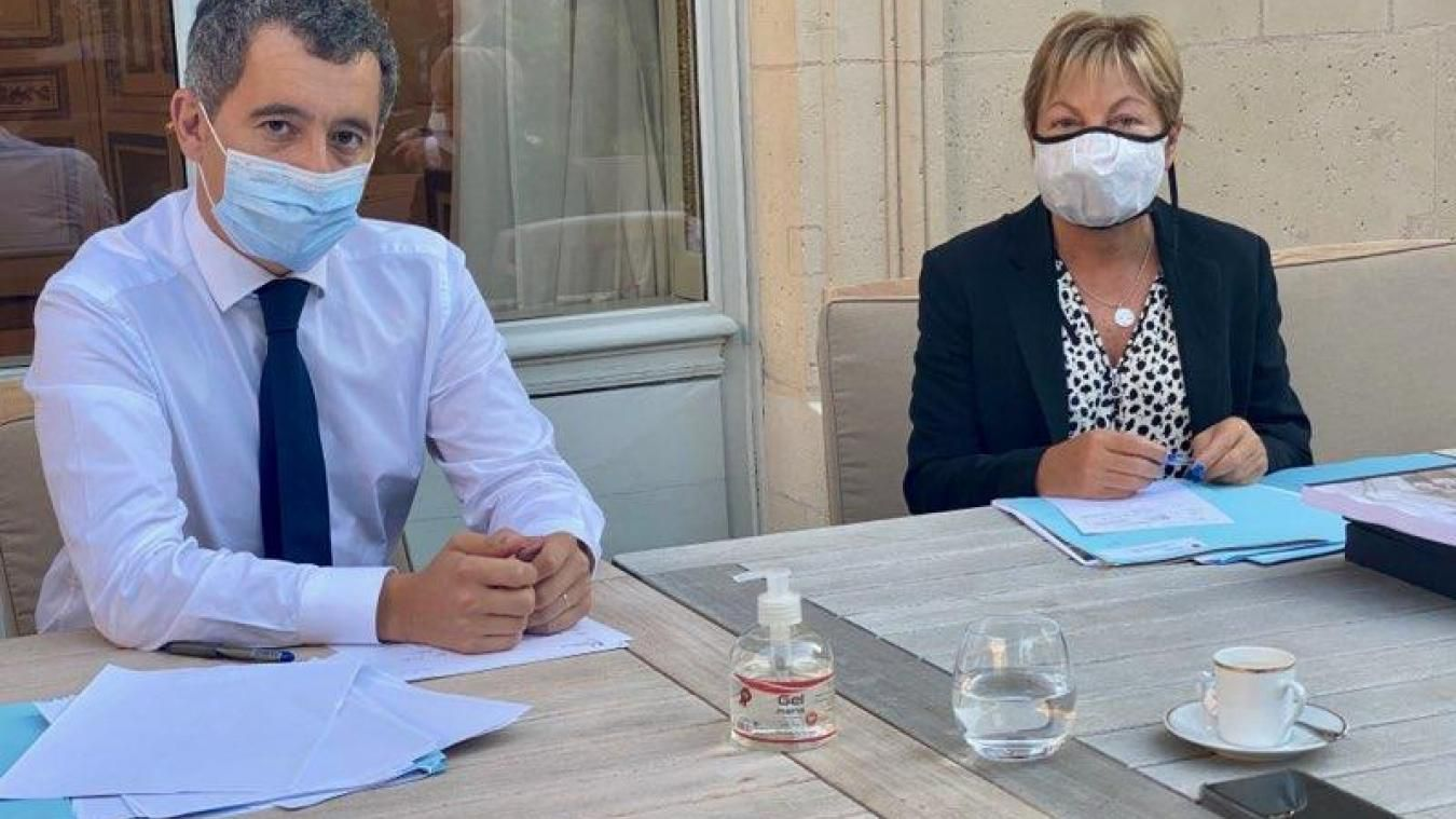 Gérald Darmanin interdit la distribution de repas aux migrants par les associations