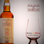 Aultmore 20Y Wilson & Morgan. - Passion du Whisky