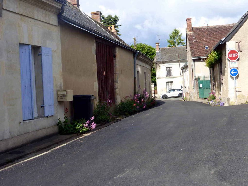 Le nouvel aspect du coeur de village