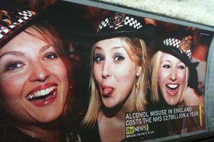 L'ANGLAIS ET L'ALCOOL