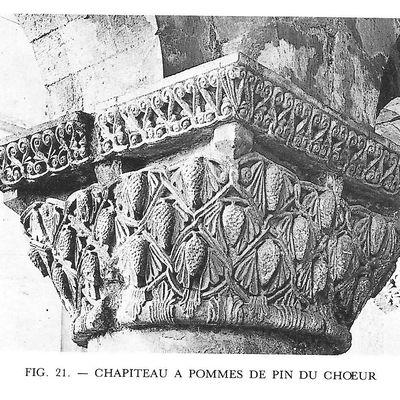 L'abbaye de la Sauve Majeure (Entre-deux-Mers)