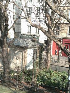une petite escapade à Paris