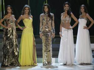 L'élection de Miss Univers