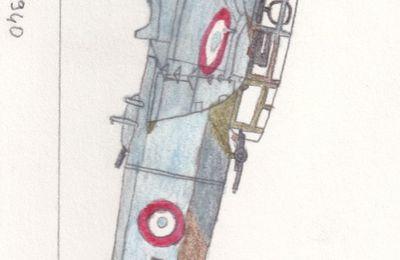 Bloch à moteurs Merlin