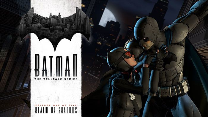 Jeux video: Batman - The Telltale Series dispo en magasin !