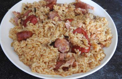 Risotto Basque au Cookeo ou pas