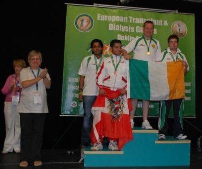 Tag 5: Peter Schwemberger gewinnt Bronze
