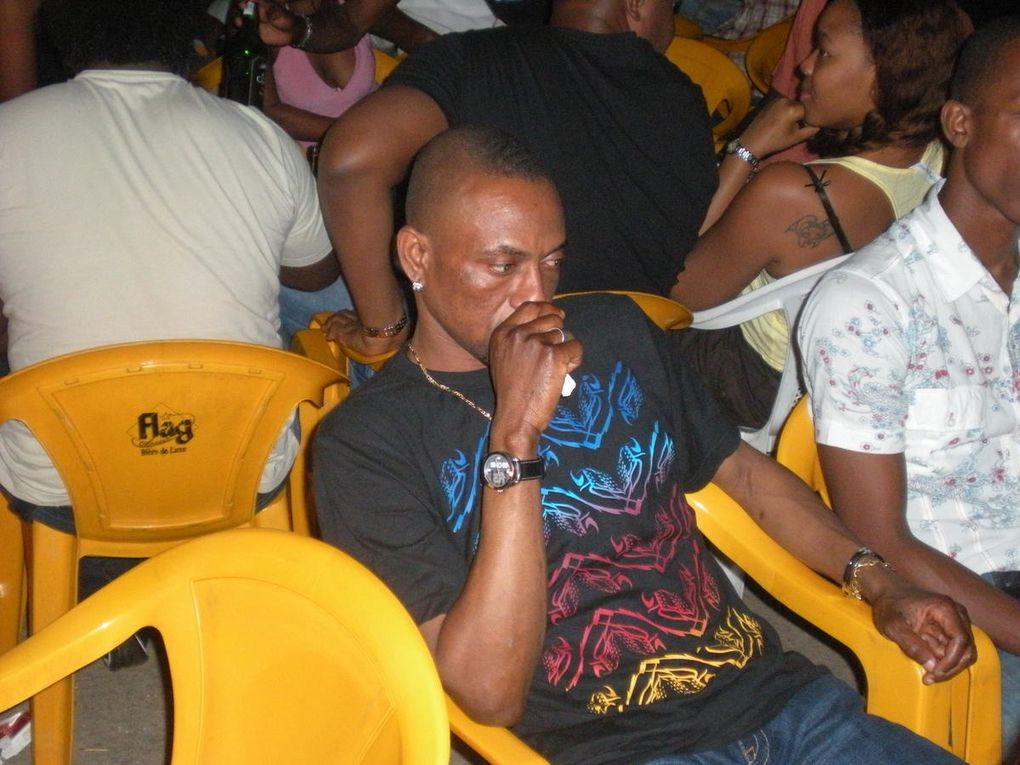 concert de yode et siro le vendredi 07 novembre 2008 au 100% zouglou LIVE
