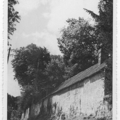 La rue Saint Antonin à Hautot sur Seine