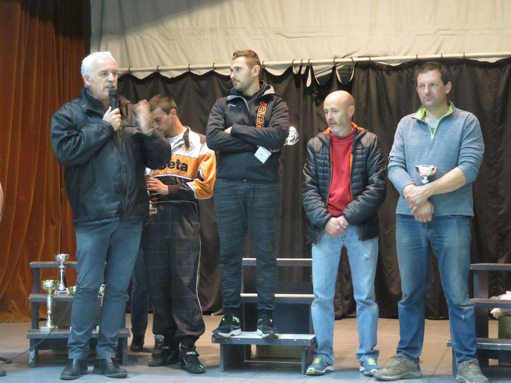 """St André les Alpes  :  démonstration de karting avec """"ASKC La  dream team """" de Castellane"""