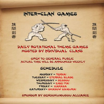 Inter-Clan Games