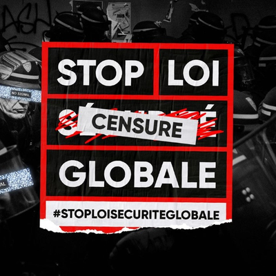 Samedi 16 janvier 14h : Non au fichage généralisé ! Non à une police incontrôlable !