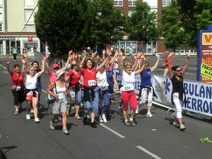 Marche caritative du 7 Juin