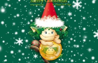 Merry Christmas & Happy New Year - Toreads - Tory - Noël - Wallpaper - Free