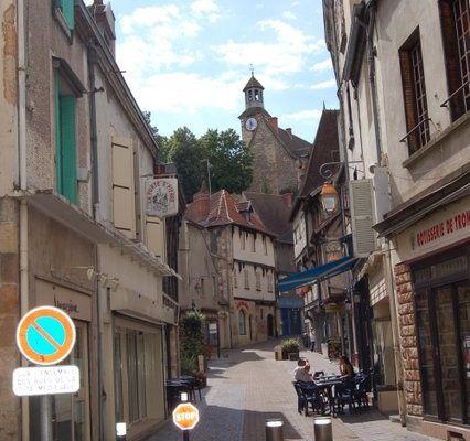 Ballade à Montluçon