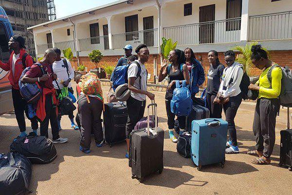 AfroBasket féminin 2019 : les Kenyanes débarquent à Dakar sur fond de tension avec leur gouvernement