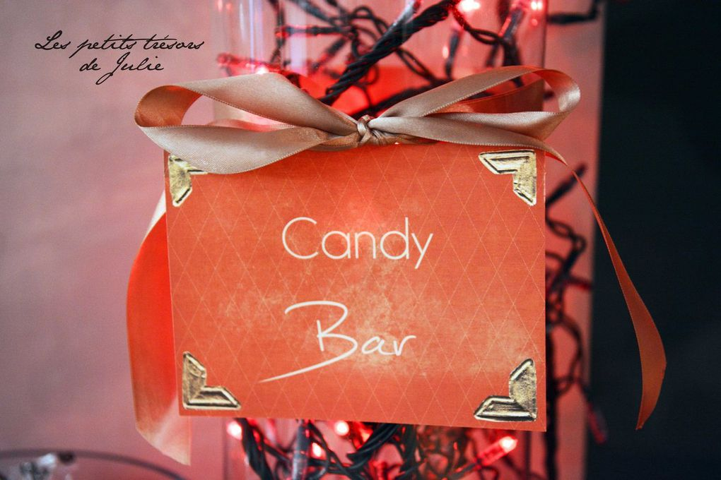 Papeterie Candy Bar baroque