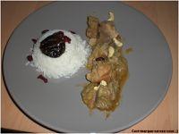 Défi culinaire n°4 : Repas autour de la rhubarbe.