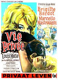 Filmographie Brigitte Bardot : Vie privée