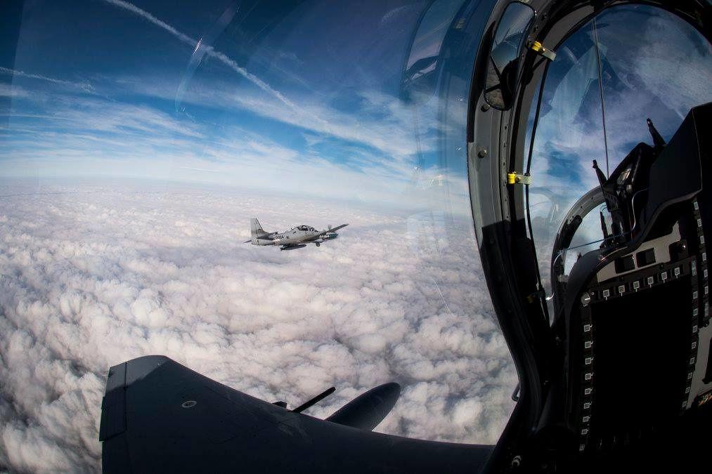 L'Afghanistan va recevoir ses premiers A-29 Super Tucano à la fin de l'année