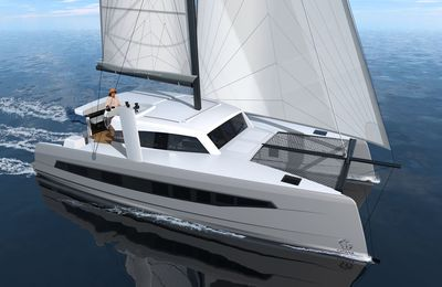 Catana Ocean Class - grand voyage et hautes performances... en mode Open !!